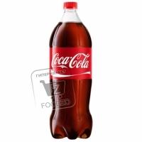 Напиток газированный, Coca-Cola, 1,5л (пластиковая бутылка)