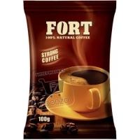 Кофе молотый, Fort, 100г (флоу-пак)