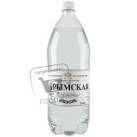 Вода минеральная оригинальная природная лечебно-столовая, Крымская, 2л (пластиковая бутылка)
