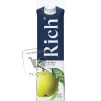 Сок яблоко, Rich, 1л (тетра-пак)