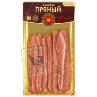 Балычок свиной пряный, Дружба народов, 100г (вакуумная упаковка)