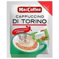 Кофейный напиток cappuccino di torino с корицей, MacCoffee, 20г (саше)