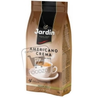 Кофе молотый americano crema, Jardin, 75г (флоу-пак)
