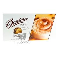 Десерт суфле классика бонжур, Конти-Рус, 232г (картонная упаковка)