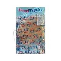 Филе лосося атлантического замороженное, FoodTrade, 400г (вакуумная упаковка)
