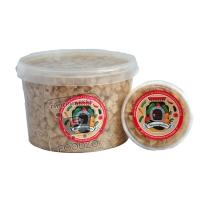 Мясо соевое по-корейски, Ваш погребок, 500г (пластиковая упаковка)