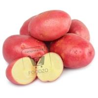 Картофель розовый, 2кг (пакет)