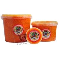 Морковь по-корейски, Ваш погребок, 500г (пластиковая упаковка)