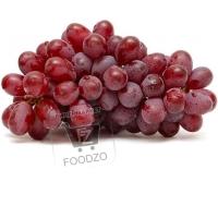 Виноград розовый, ~500г (пакет)