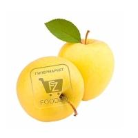 Яблоки гольден, 1кг (пакет)