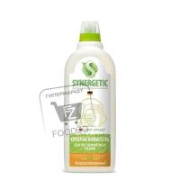 Ополаскиватель для посудомоечных машин, Synergetic, 0,75л (пластиковая бутылка)