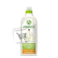Ополаскиватель для посудомоечных машин, Synergetic, 750мл (пластиковая бутылка)
