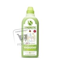 Кондиционер для белья райский сад, Synergetic, 1л (пластиковая бутылка)