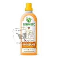 Кондиционер для белья цитрусовая фантазия, Synergetic, 1л (пластиковая бутылка)