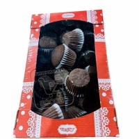 Маффин шоколадный, Титто, 300г (флоу-пак)