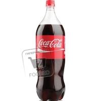 Напиток газированный, Coca-Cola, 2л (пластиковая бутылка)