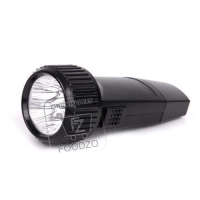 Фонарь led аккумуляторный черный, Старт, 1шт (картонная упаковка)