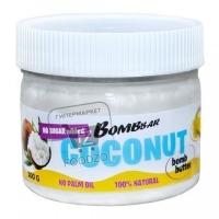 Паста кокосовая, Bombbar, 300г (пластиковая упаковка)