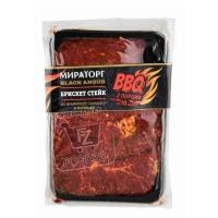 Стейк бучер из мраморной говядины в маринаде, Мираторг, 480г (вакуумная упаковка)