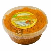 Морковь по-корейски, ИП Кореньков, 500г (пластиковая упаковка)