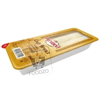 Сыр чечил белый соломка 35%, President, 150г (лоток)