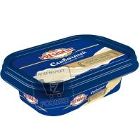 Сыр плавленый сливочный 45%, President, 200г (ванночка)