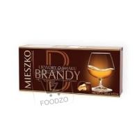 Конфеты шоколадные бренди, Mieszko, 180г (картонная упаковка)