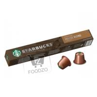 Капсулы для кофемашины house blend, Starbucks, 5,7г (картонная упаковка)