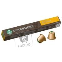 Капсулы для кофемашины blond espresso roast, Starbucks, 5,5г (картонная упаковка)