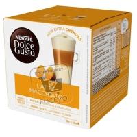 Капсулы для кофемашины latte macchiato, Dolce Gusto, 16шт (картонная упаковка)