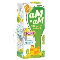 Кефир детский с 8 месяцев 3,2%, Черноморский молокозавод, 210г (тетра-пак)