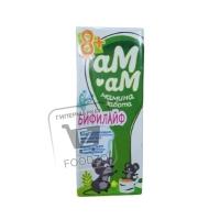 Биопродукт кисломолочный бифилайф 2,5%, Черноморский молокозавод, 210г (тетра-пак)