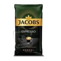 Кофе в зернах еspresso, Jacobs, 1кг (флоу-пак)