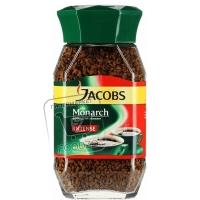 Кофе растворимый монарх intense, Jacobs, 95г (стеклянная банка)