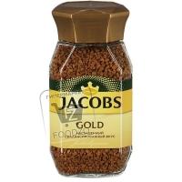 Кофе растворимый gold, Jacobs, 70г (стеклянная банка)