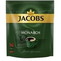Кофе растворимый monarch, Jacobs, 75г (zip-пакет)
