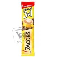 Напиток кофейный 3в1 мягкий, Jacobs, 12г (стик)