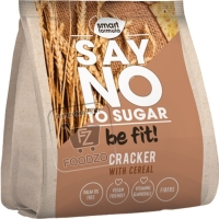 Крекер со злаками без сахара, Smart Formula, 180г (флоу-пак)