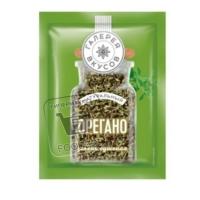 Зелень сушеная орегано, Галерея вкусов, 7г (саше)