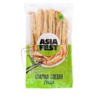 Спаржа соевая сухая, Asia Fest, 250г (флоу-пак)