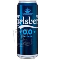 Пиво безалкогольное пильзнер, Carlsberg, 450мл (ж/б)