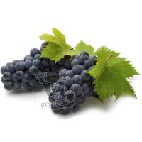 Виноград синий, ~500г (пакет)