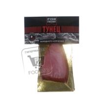 Тунец филе кусок холодного копчения, Fish Friday, 150г (вакуумная упаковка)