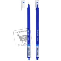Ручка гелевая синяя, Mazari, 1шт (без упаковки)