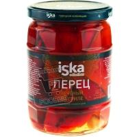 Печеные перцы, Iska, 580мл (стеклянная банка)