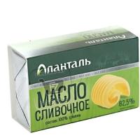 Масло сливочное 82,5%, Аланталь, 180г (фольга)