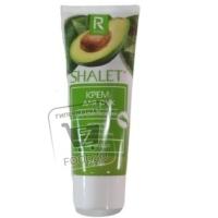 Крем для рук авокадо увлажняющий, Shalet, 75мл (туба)