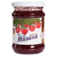 Варенье малиновое, Сибирская ягода, 300г (стеклянная банка)
