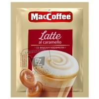 Кофейный напиток растворимый latte al caramello, MacCoffee, 24г (саше)