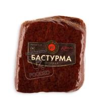 Бастурма говяжья, Дружба народов, 300г (вакуумная  упаковка)